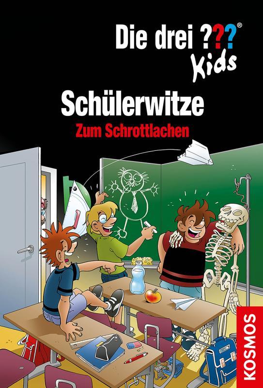 Cover-Bild Die drei ??? Kids, Schülerwitze