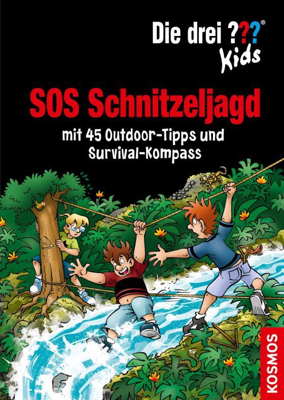 Cover-Bild Die drei ??? Kids, SOS Schnitzeljagd