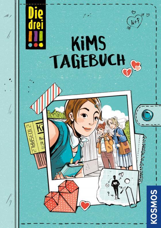 Cover-Bild Die drei !!!, Kims Tagebuch (drei Ausrufezeichen)