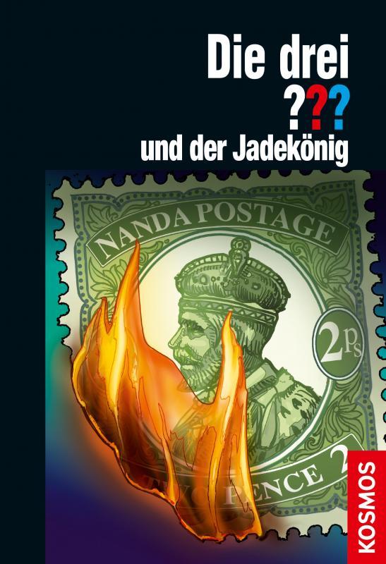 Cover-Bild Die drei ??? und der Jadekönig (drei Fragezeichen)
