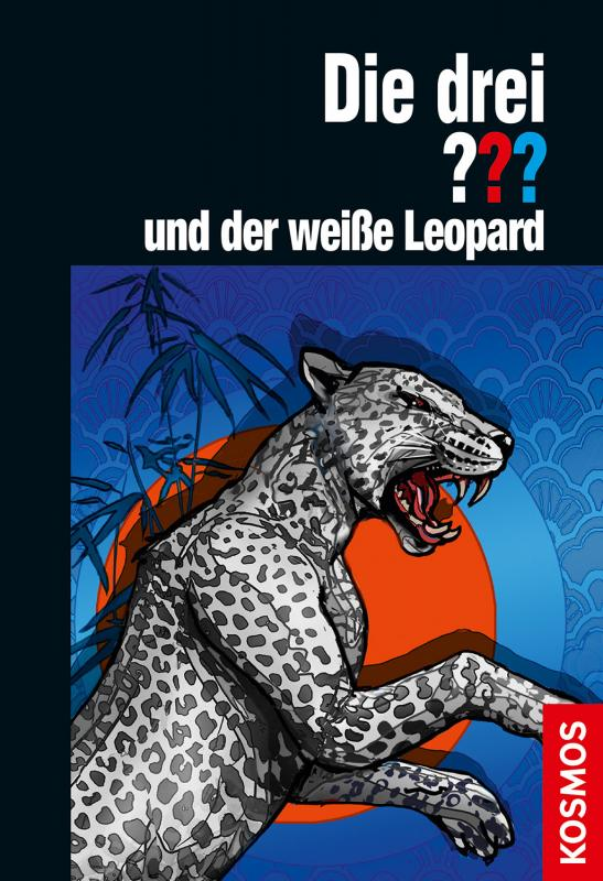 Cover-Bild Die drei ??? und der weiße Leopard
