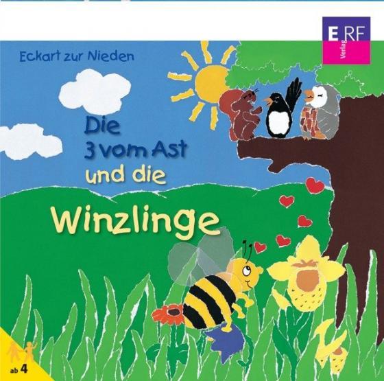 Cover-Bild Die Drei vom Ast und die Winzlinge