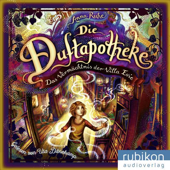 Cover-Bild Die Duftapotheke (6). Das Vermächtnis der Villa Evie