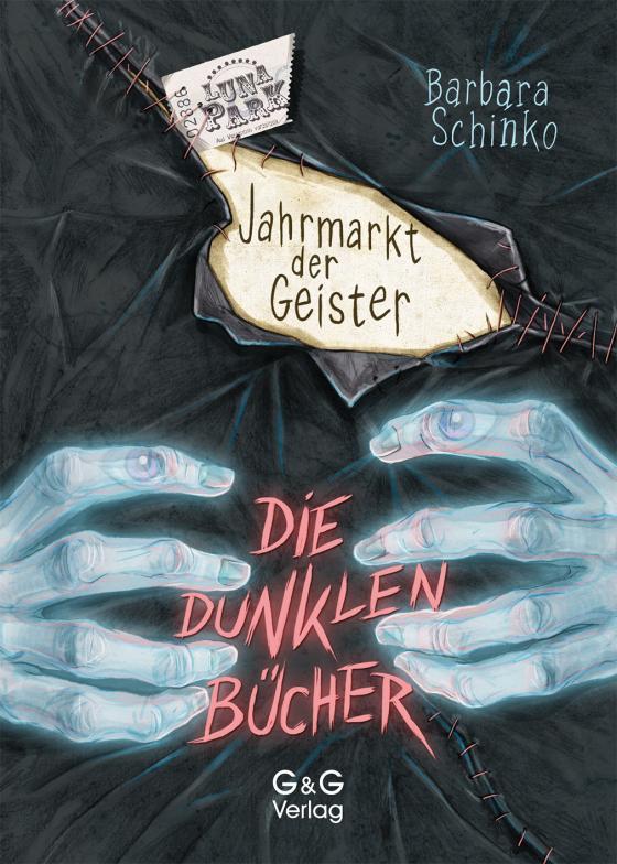 Cover-Bild Die dunklen Bücher - Jahrmarkt der Geister