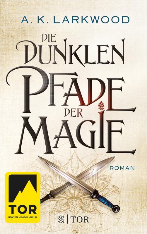 Cover-Bild Die dunklen Pfade der Magie