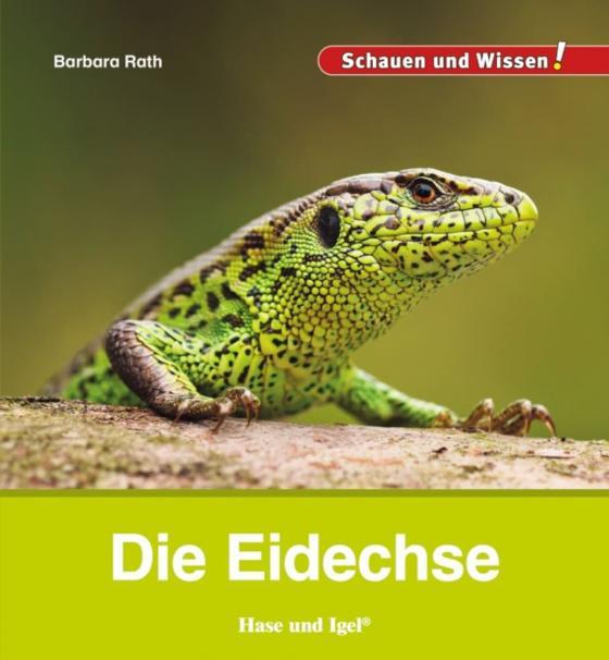 Cover-Bild Die Eidechse