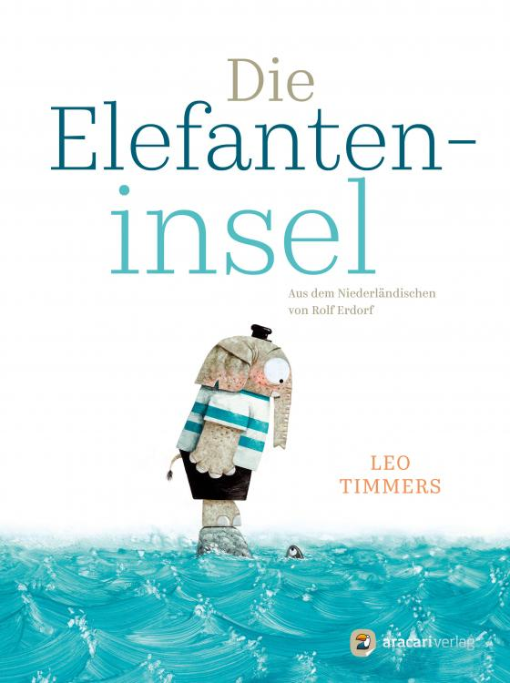 Cover-Bild Die Elefanteninsel