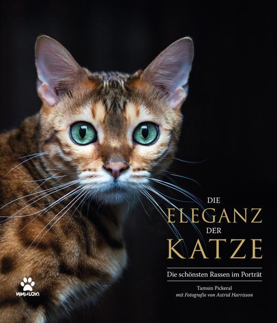 Cover-Bild Die Eleganz der Katze