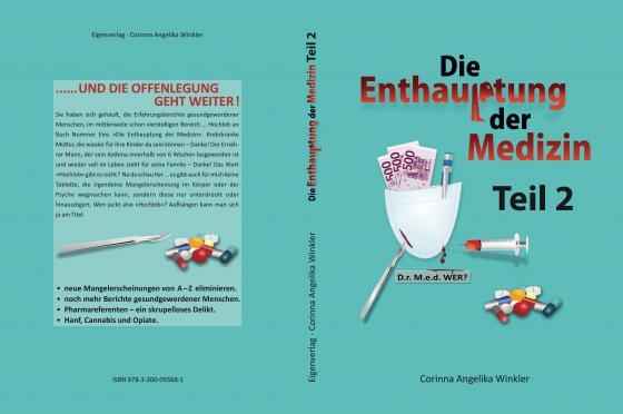 Cover-Bild Die Enthauptung der Medizin, Teil 2