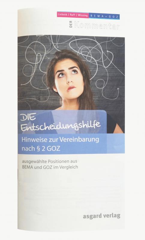 Cover-Bild DIE Entscheidungshilfe 2018