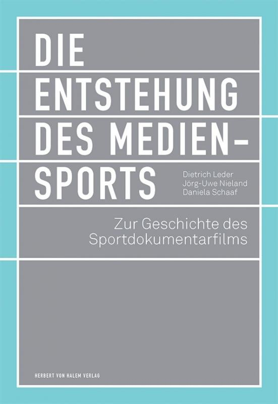 Cover-Bild Die Entstehung des Mediensports