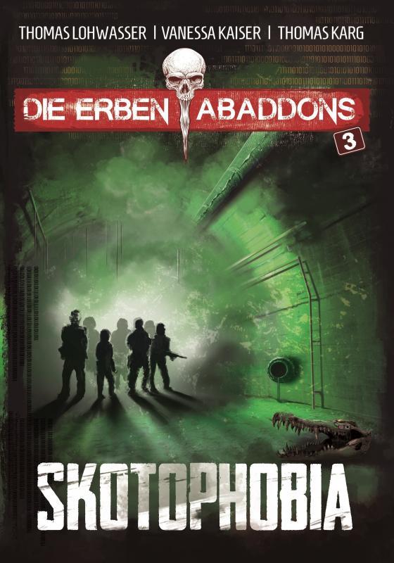 Cover-Bild Die Erben Abaddons / Skotophobia