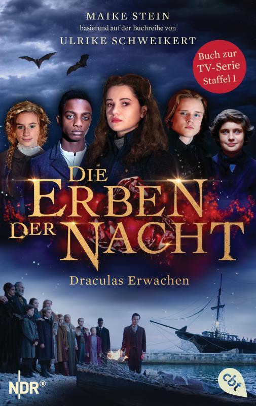 Cover-Bild Die Erben der Nacht - Draculas Erwachen