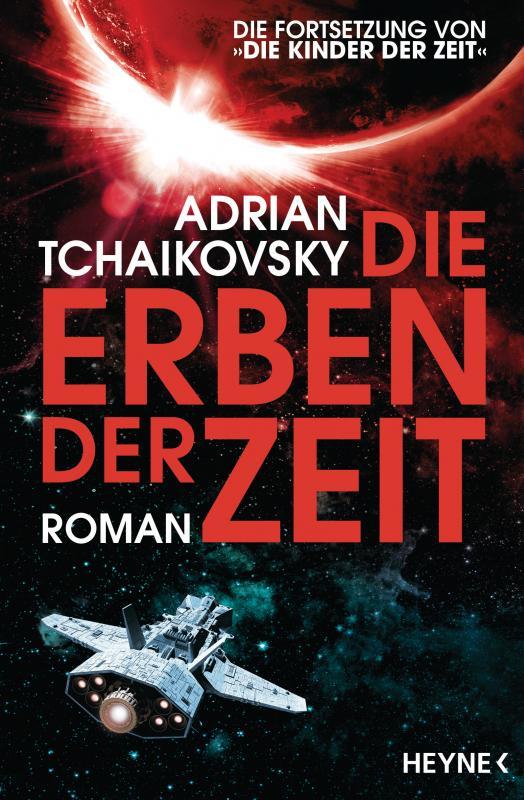Cover-Bild Die Erben der Zeit