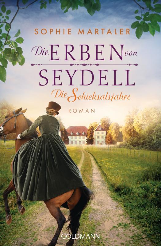 Cover-Bild Die Erben von Seydell - Die Schicksalsjahre