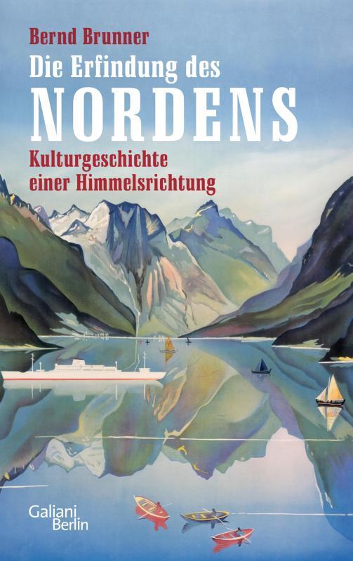 Cover-Bild Die Erfindung des Nordens