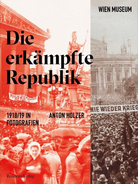 Cover-Bild Die erkämpfte Republik