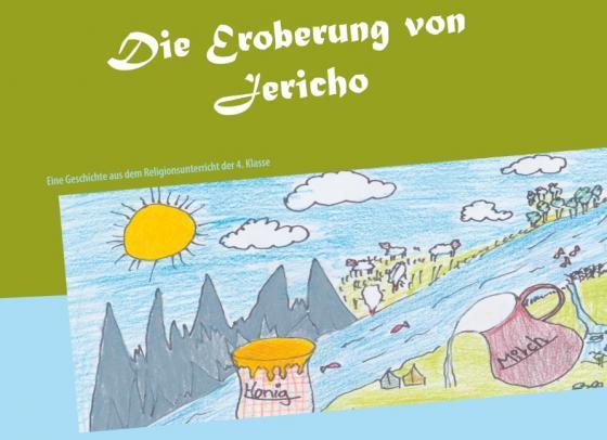 Cover-Bild Die Eroberung von Jericho