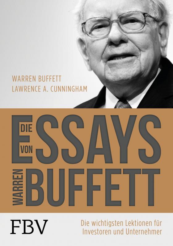 Cover-Bild Die Essays von Warren Buffett