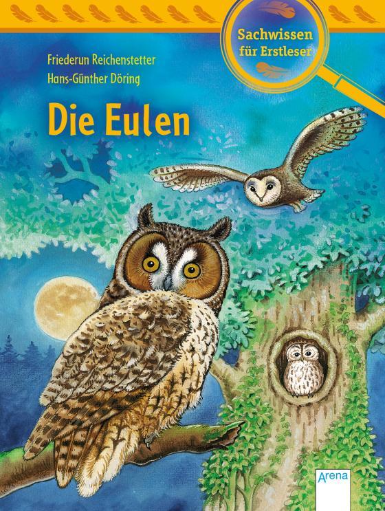 Cover-Bild Die Eulen