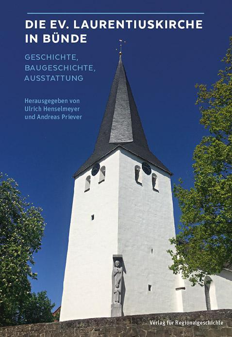 Cover-Bild Die Ev. Laurentiuskirche in Bünde