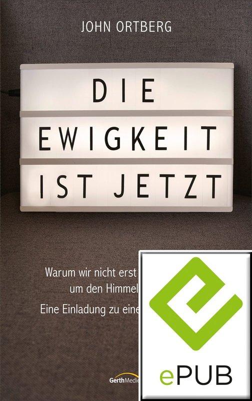 Cover-Bild Die Ewigkeit ist jetzt (eBook)