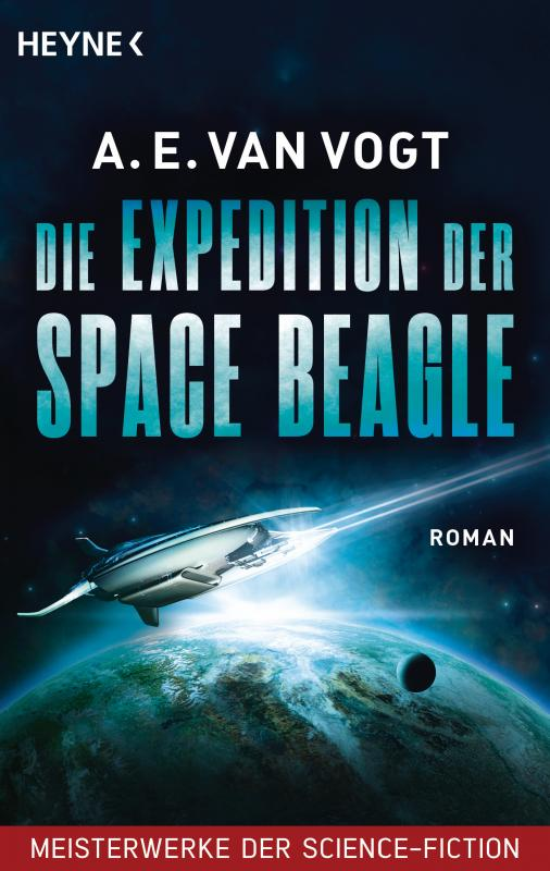 Cover-Bild Die Expedition der Space Beagle