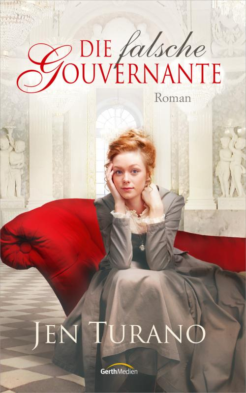 Cover-Bild Die falsche Gouvernante