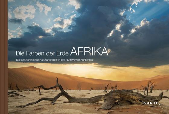 Cover-Bild Die Farben der Erde AFRIKA