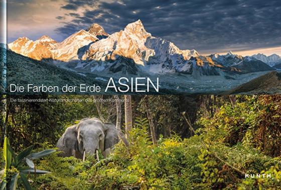 Cover-Bild Die Farben der Erde ASIEN