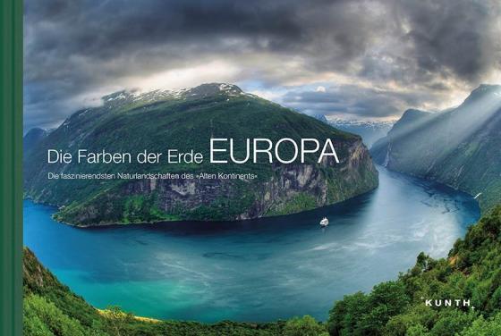 Cover-Bild Die Farben der Erde EUROPA