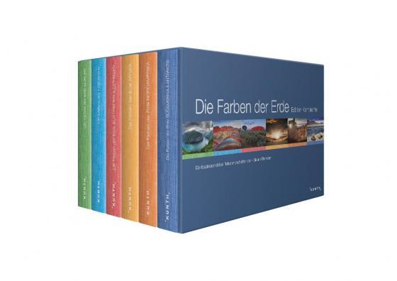 Cover-Bild Die Farben der Erde