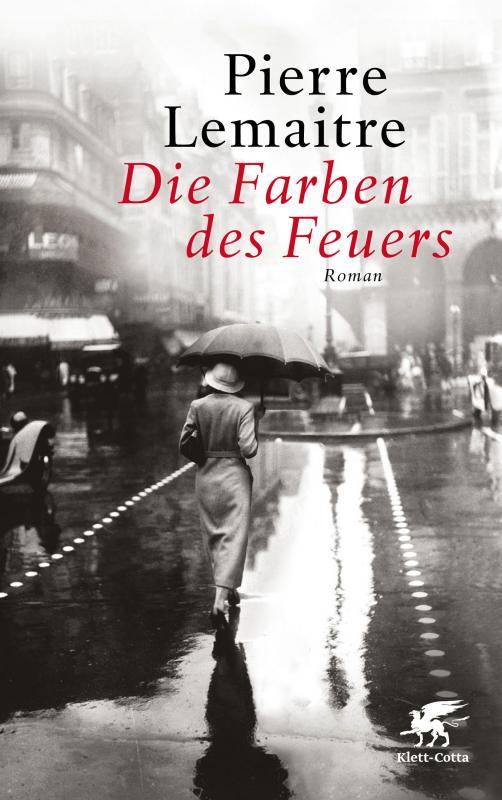 Cover-Bild Die Farben des Feuers