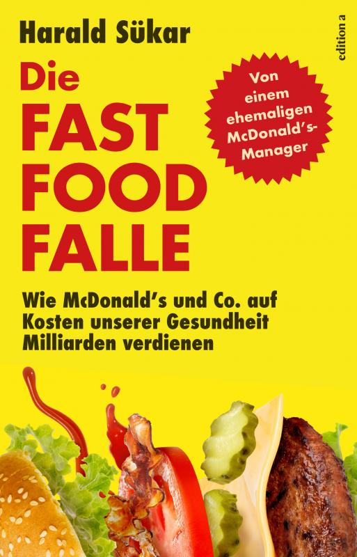 Cover-Bild Die Fast Food Falle