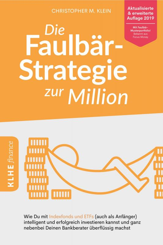 Cover-Bild Die Faulbär-Strategie zur Million