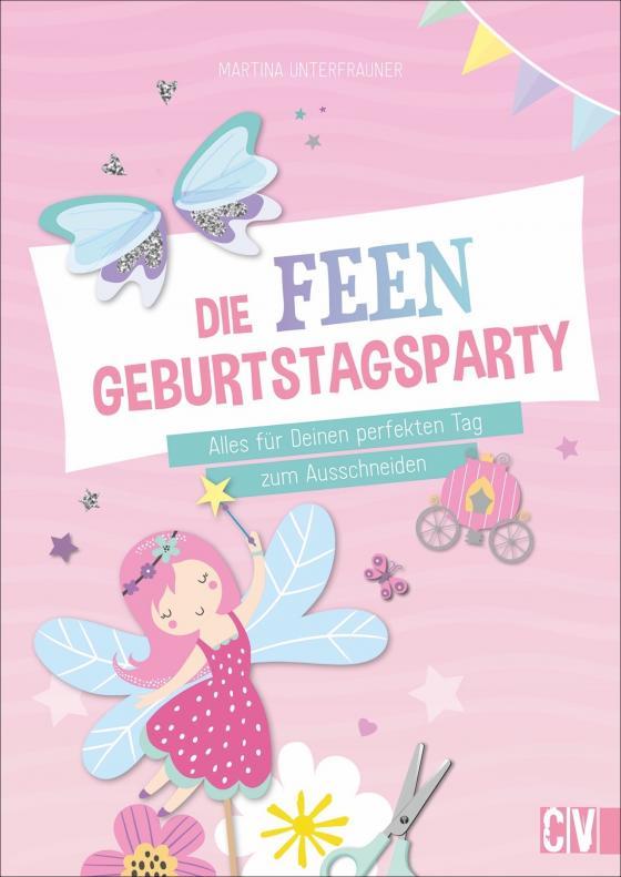 Cover-Bild Die Feen-Geburtstags-Party