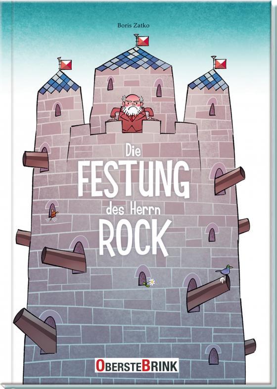 Cover-Bild Die Festung des Herrn Rock