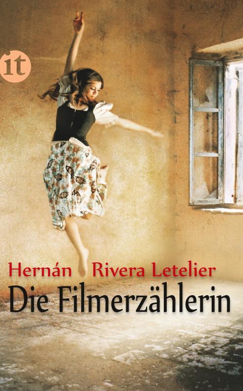 Cover-Bild Die Filmerzählerin