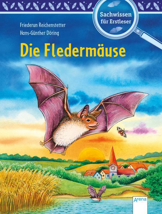 Cover-Bild Die Fledermäuse