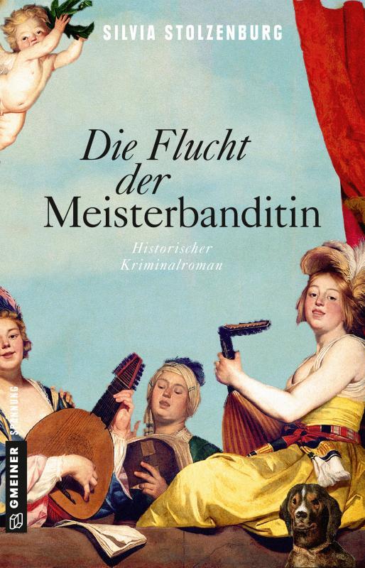 Cover-Bild Die Flucht der Meisterbanditin