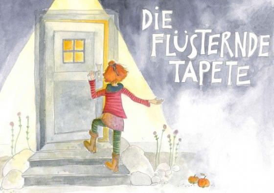 Cover-Bild Die Flüsternde Tapete
