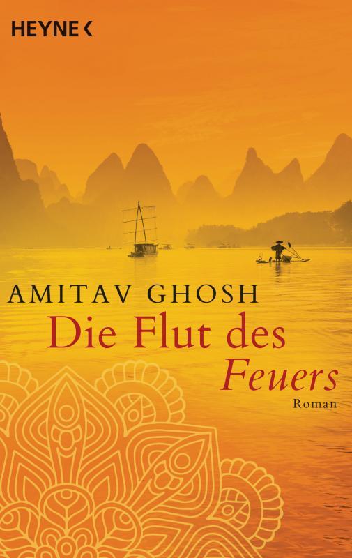 Cover-Bild Die Flut des Feuers