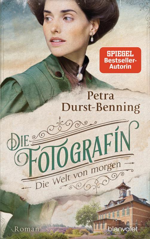 Cover-Bild Die Fotografin - Die Welt von morgen