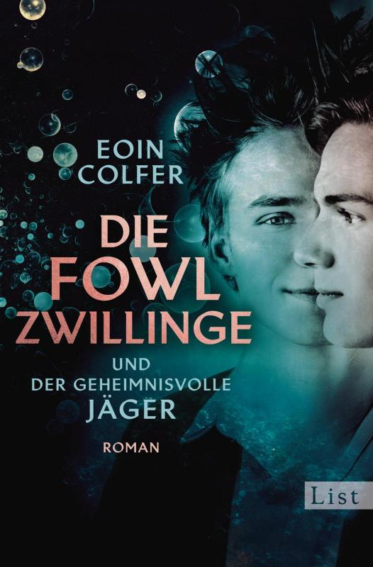Cover-Bild Die Fowl-Zwillinge und der geheimnisvolle Jäger