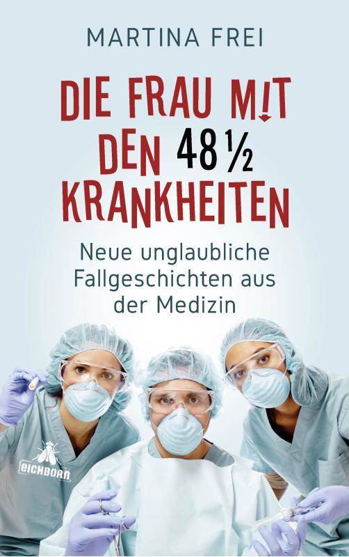 Cover-Bild Die Frau mit den 48 1/2 Krankheiten