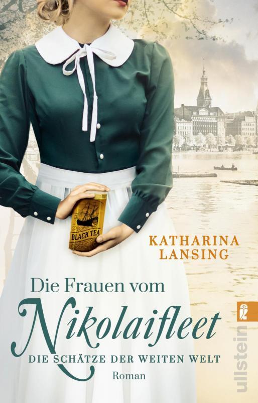 Cover-Bild Die Frauen vom Nikolaifleet – Die Schätze der weiten Welt