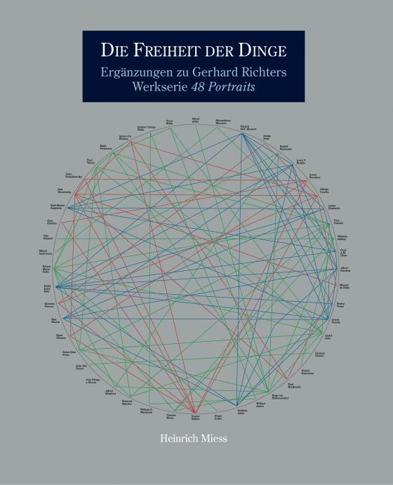 Cover-Bild DIE FREIHEIT DER DINGE