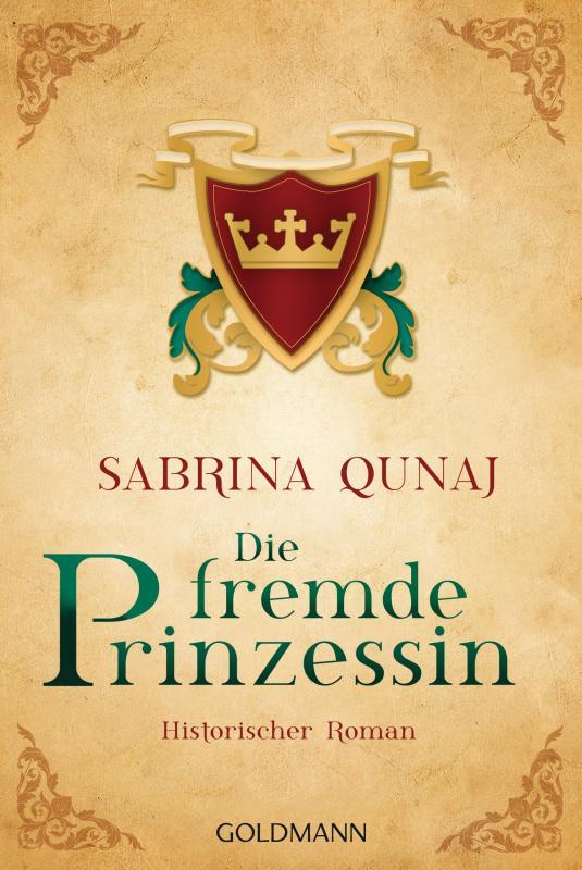 Cover-Bild Die fremde Prinzessin