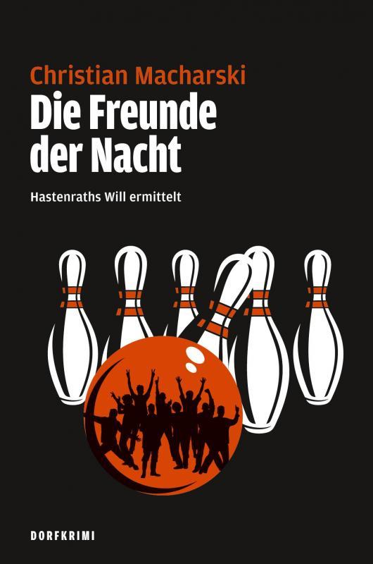 Cover-Bild Die Freunde der Nacht