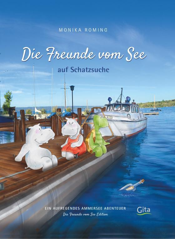 Cover-Bild Die Freunde vom See auf Schatzsuche